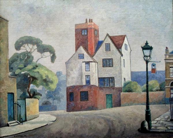 Canonbury, Harold Steggles. 11. Lefevre. 1938