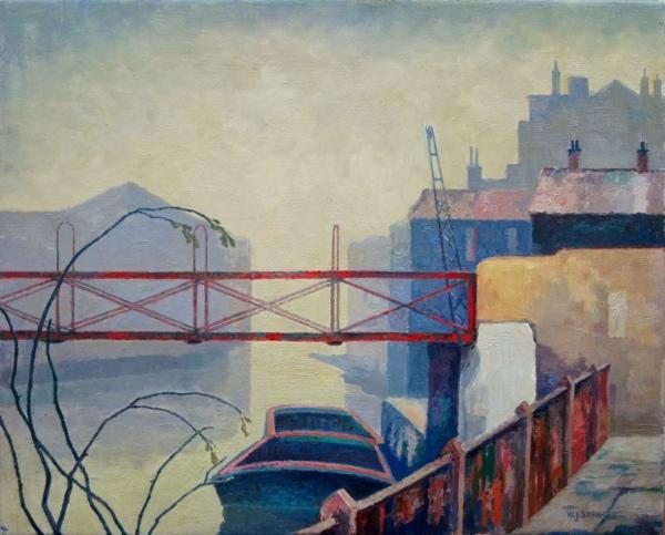Red Bridge. WJS