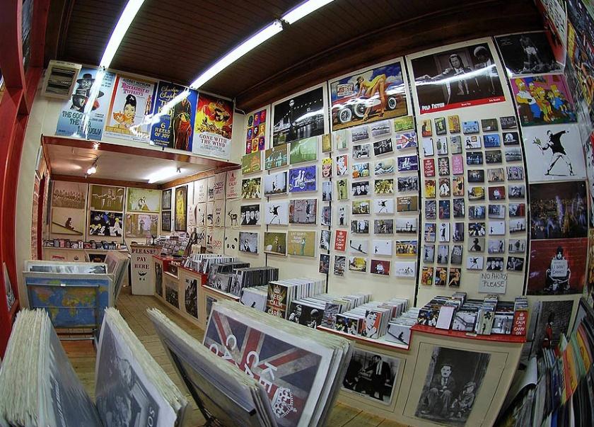 portobello Market-interior