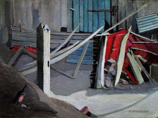 The-Lumber-Yard-Harold-Steggles1929