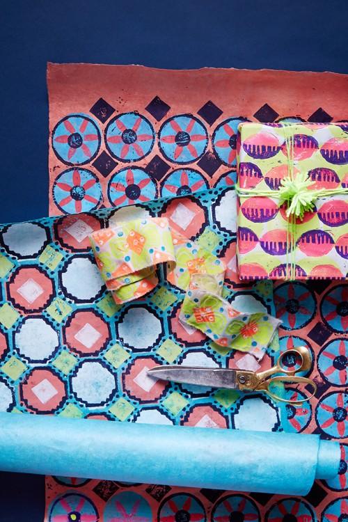 Estampado original para regalos especiales (anthropologie.com)