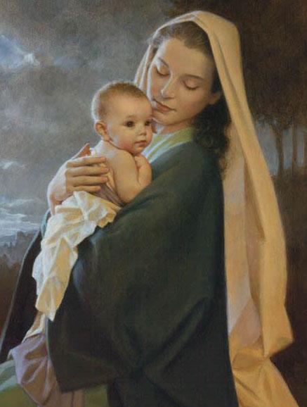 maria y jesus