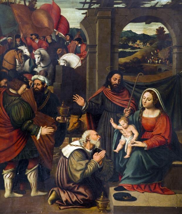 Juan de Juanes (1540)