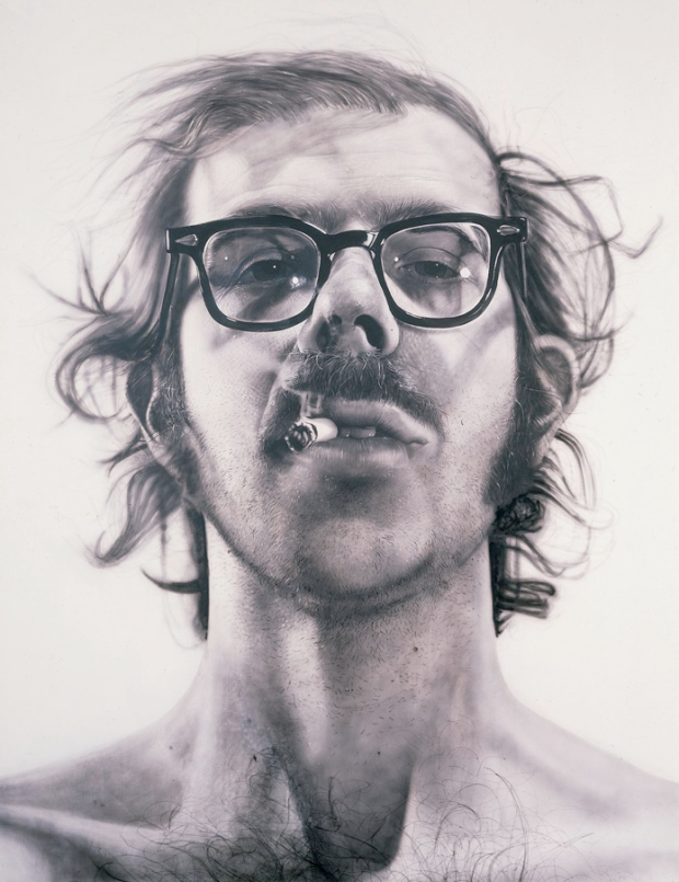 Chuck Close (1940, Monroe, Washington)