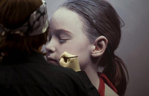 Gottfried Helnwein. (Viena, 1948)