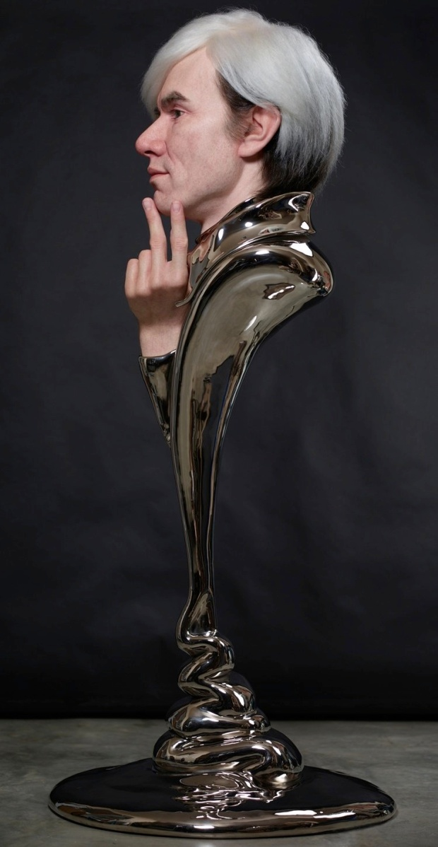 Kazuhir Hito. Hyper Realistic Sculptures (2014)