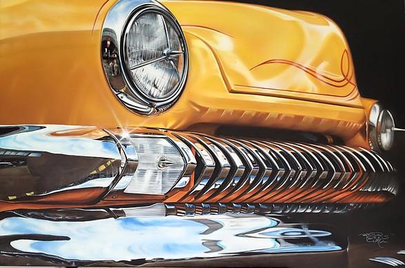 Magda Torres Gurza-coche amarillo