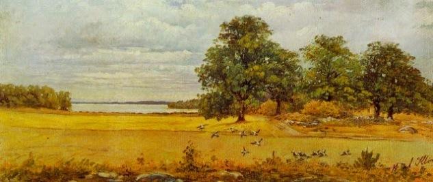Eftersommar, 1903