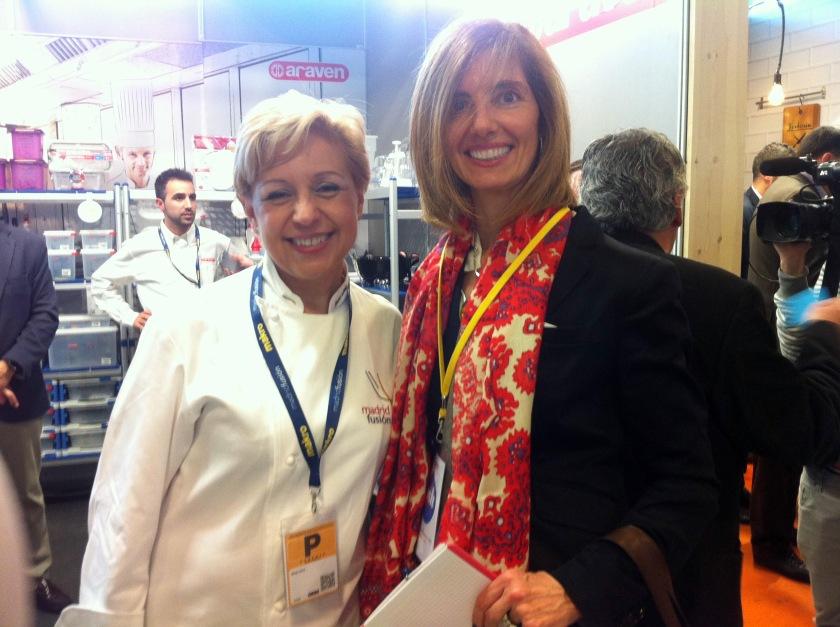 Susi Díaz con Pía. PiaSweetHome.com