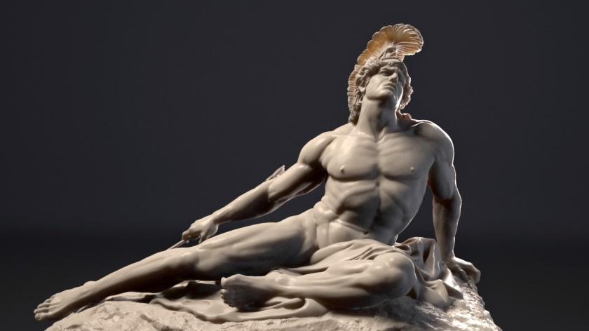 Achilles. Hugo Morais