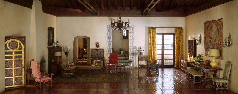 California Living Room, c. 1935-1940, c. 1940