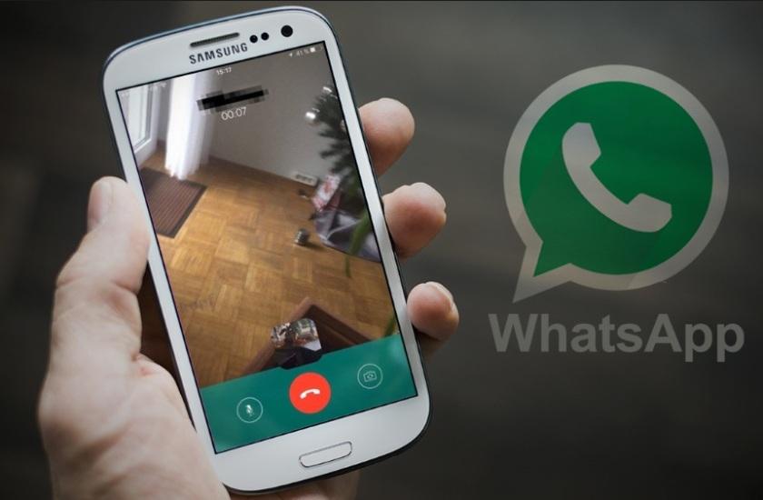 WhatsApp podrás hacer llamadas con video