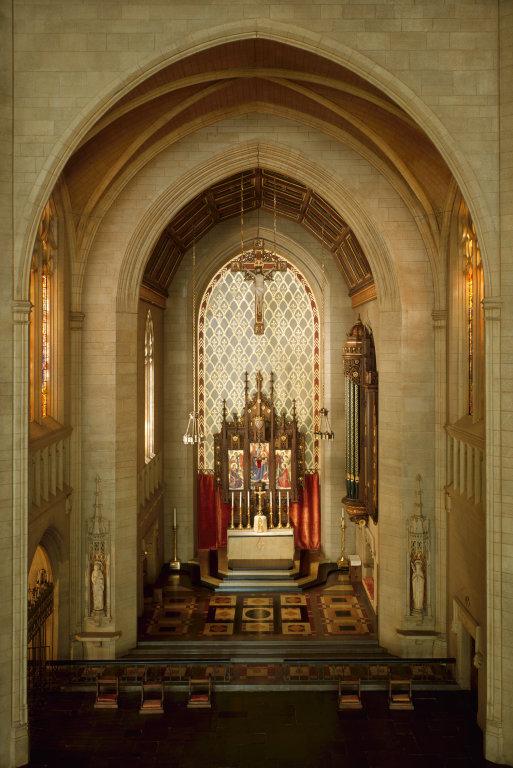 English Roman Catholic Church in the Gothic Style, 1275-1300, c. 1937