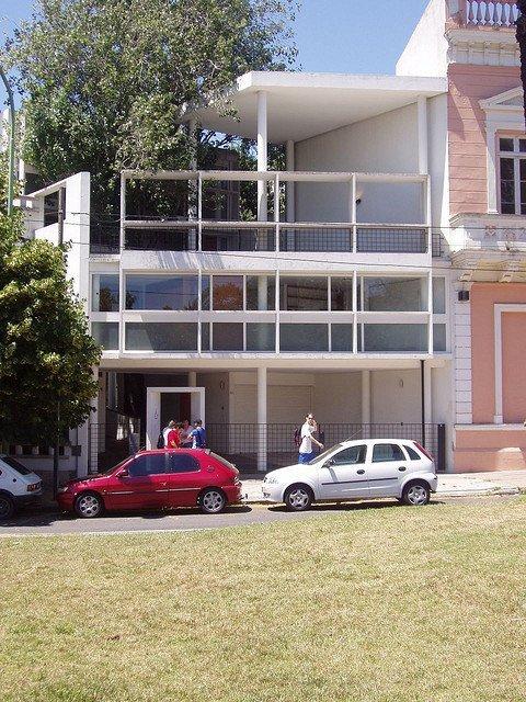 Casa del Dr. Curutchet en La Plata (Argentina)
