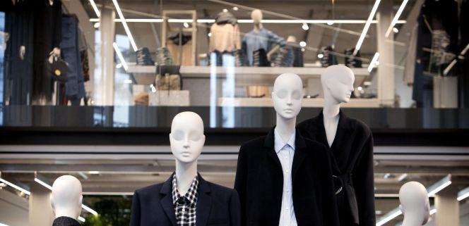 La nueva tienda Zara en Coruña (EFE)