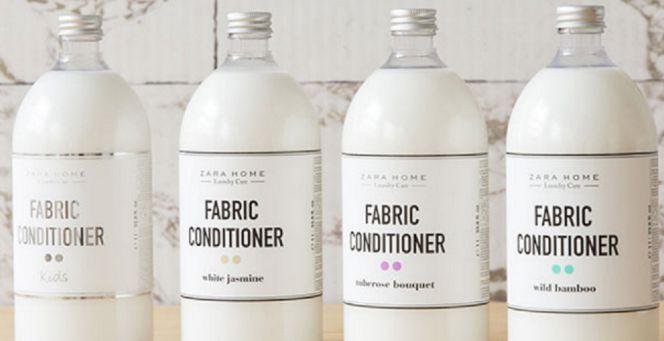 Productos Zara Home Laundry.