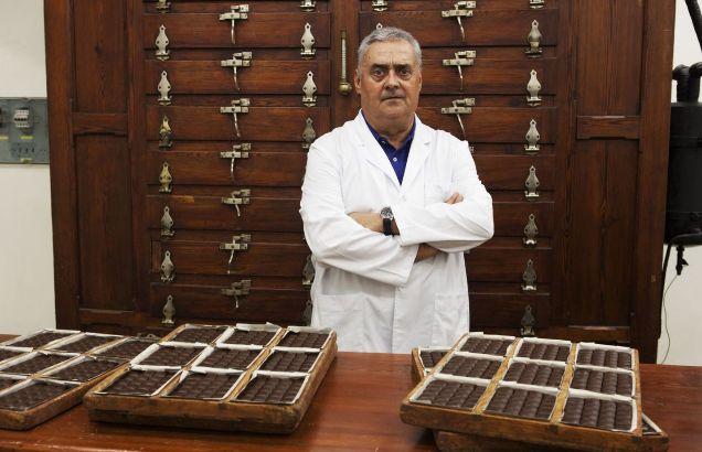 Ángel Velasco, propietario de Xocolata Jolonch. (elmundo.es)