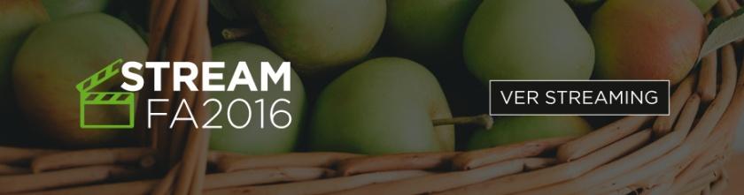 Cartel de la Feria Fruit  Attraction.