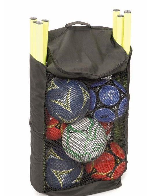 Esta bolsa multialmacenaje es perfecta para un rincón de la habitación, del trastero o del garaje. Fot: vimass.com