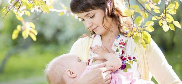 La Alimentación de los hijos. Primeros meses. Lactancia. guiainfantil.com
