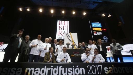Madrid Fusión 2017