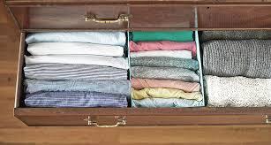 Organizar las camisetas interiores. Foto: andreavilallonga.com