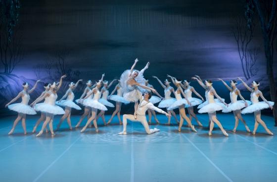 El lago de los cisnes, el clásico atemporal de Tchaikovsky.