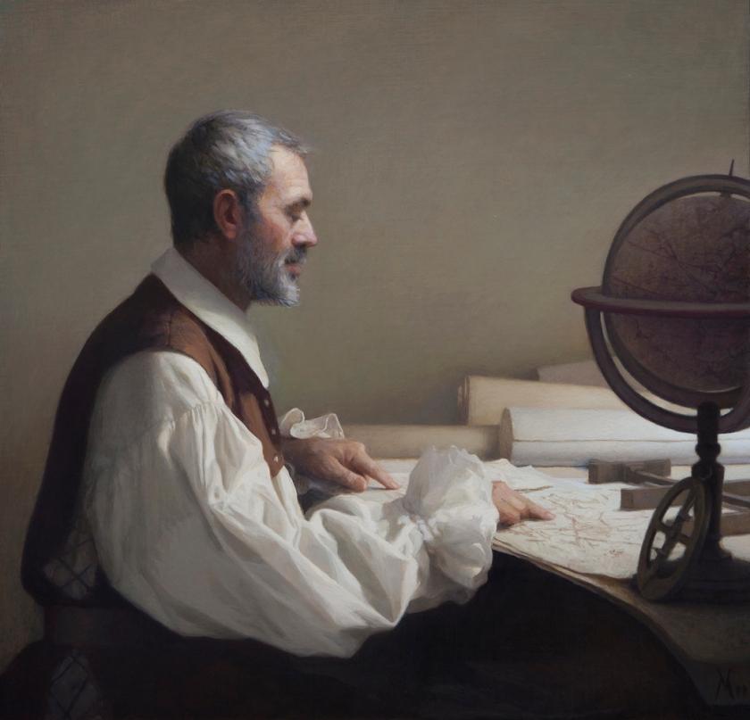 Guillermo Muñoz Vera, pintor