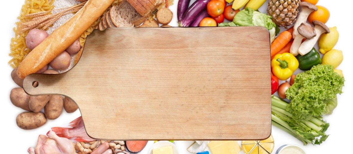 Dieta sana. Los carbohidratos deben representar al menos el 50% de los alimentos