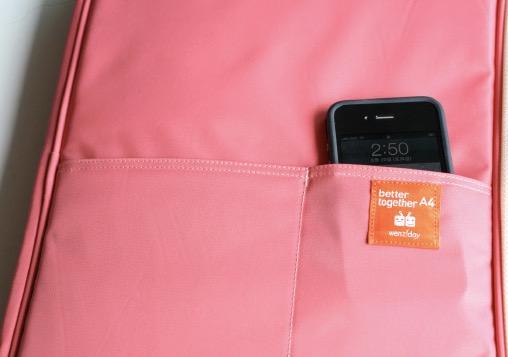 Orden en el bolso
