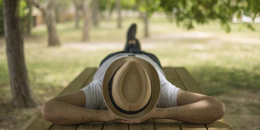 Dormir la siesta es un hábito, para el que lo tiene, de lo mas saludable. Foto: ciudateplus.com