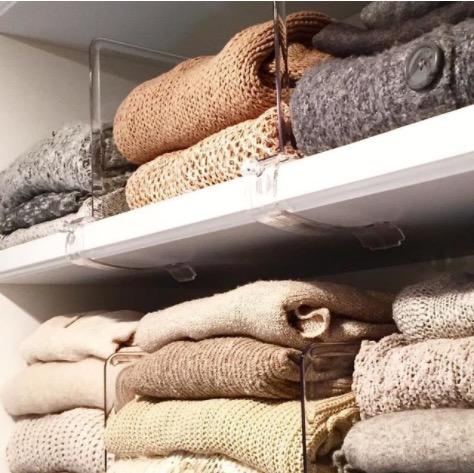 Organización de armarios