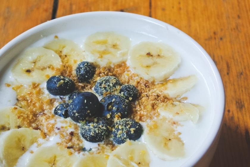 Kefir con frutas y/o cereales: un alimento perfecto.