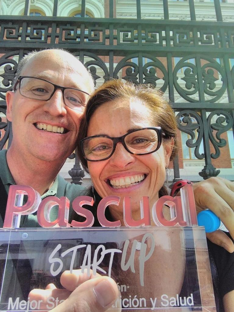 Los ganadores de los Premios Startup Pascual 2017. Politécnico de Valencia.