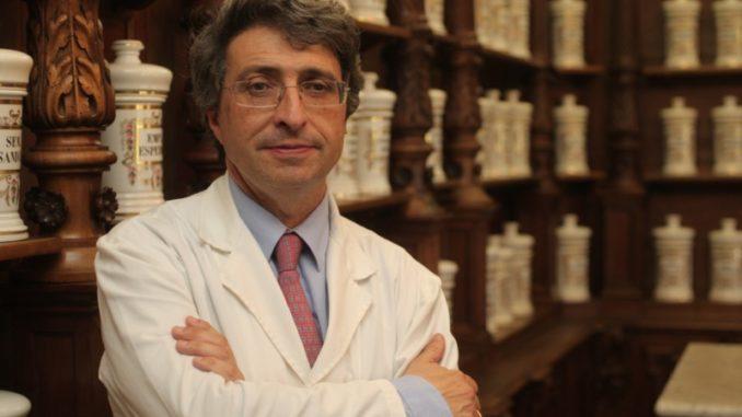 Alfredo Martínez presidente de la Unión Internacional de Ciencias de la Nutrición