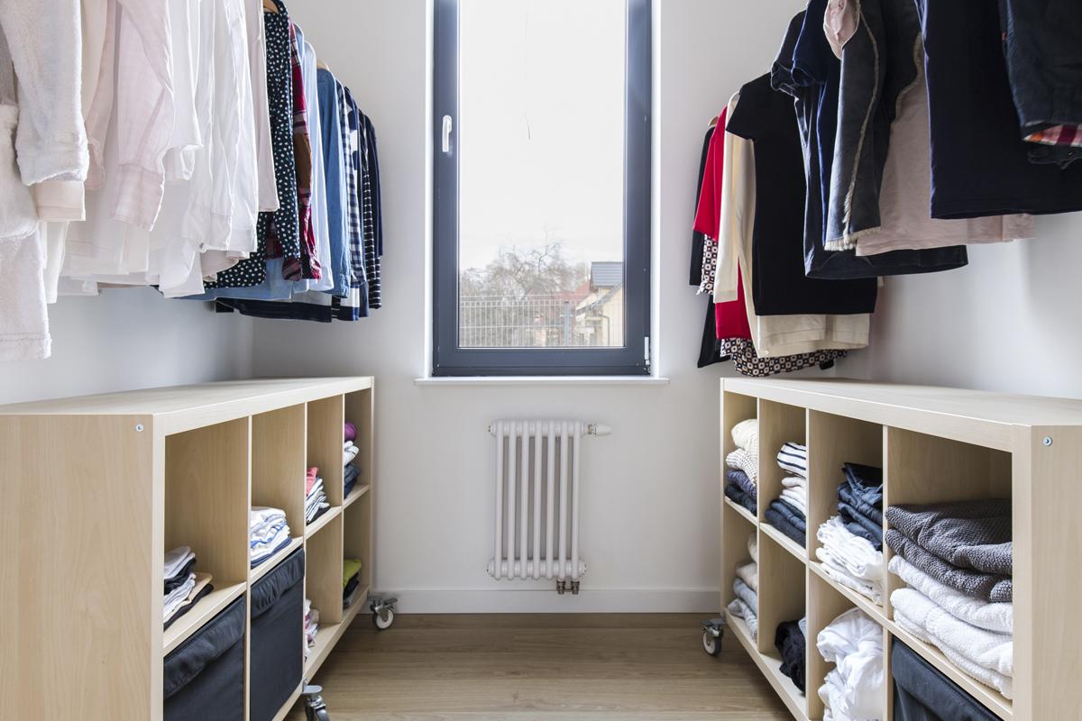 Cómo hacer el cambio de temporada en el armario.