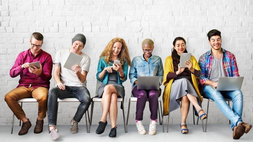 Organizar la despensa de un millennial