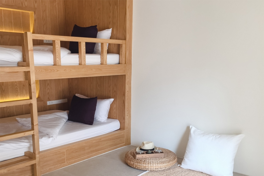 ¿Cómo hacer una cama en litera?